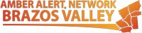 Amber Alert Network Brazos Valley Logo